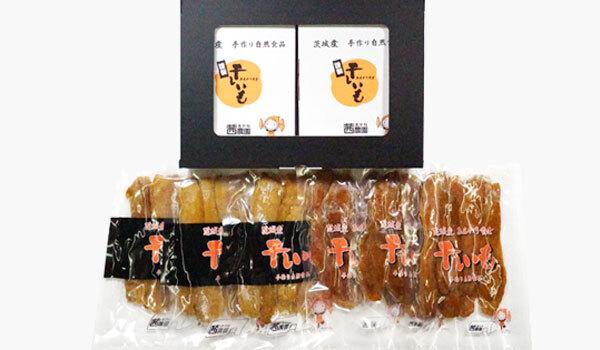 茜農園の干し芋・さつま芋スイーツ等の通販オンラインショップ